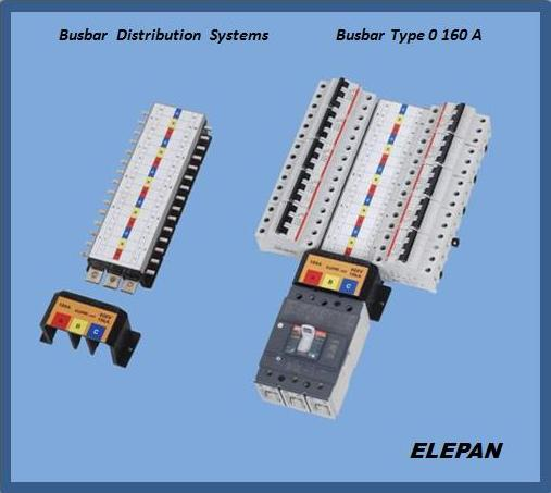 pan assembly busbar