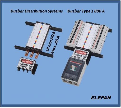 busbar dagıtım sistemleri