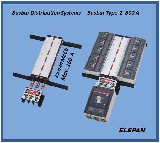 busbar distribution  systems